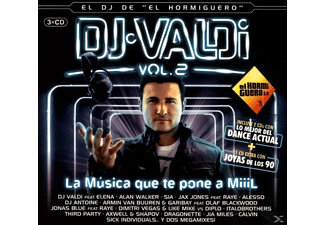 VARIOUS - DJ Valdi Vol.2 - (CD)