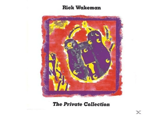 Rick Wakeman - Private Collection [UK-Import] - (CD)