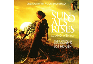 Joe Hisaishi - The Sun Also Rises - (CD)