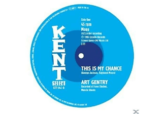Art Gentry, Shirley Brown - This Is My Chance - (Vinyl)