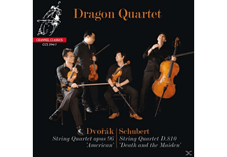 Dragon Quartet - Dragon Quartet - (CD)