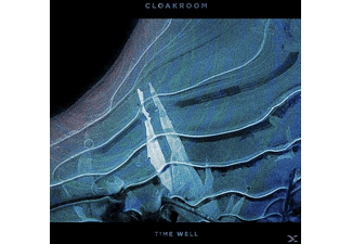 Cloakroom - Time Well (2LP Jacket+MP3) - (LP + Download)