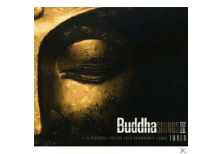 VARIOUS - Buddha Sounds 4 - (CD)