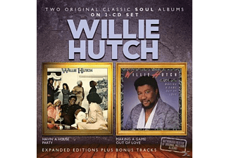 Willie Hutch - Havin' A House Party/Making A Game Out Of Love - (CD)
