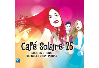 VARIOUS - Cafe Solaire 25 - (CD)