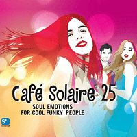 VARIOUS - Cafe Solaire 25 [CD]