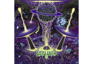 Rings Of Saturn - Ultu Ulla - (CD)