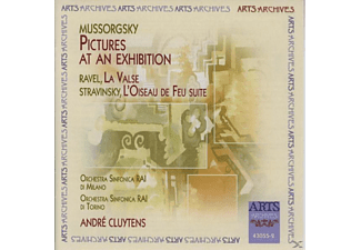 Cluytens Andre - Pictures At An Exhibition - (CD)