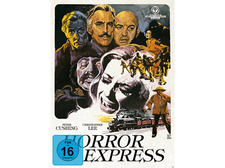 Horror Express [Blu-ray + DVD]