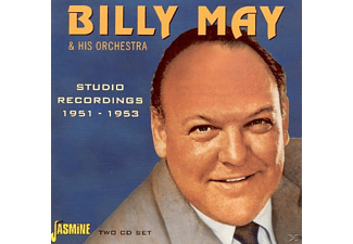 Billy May and His Orchestra, The Encores - Studio Recordings 1951-53 - (CD)