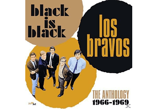 Los Bravos - Black Is Black-The Anthology 1966-1969 - (CD)
