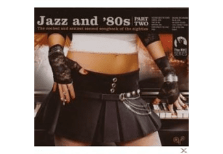 VARIOUS - Jazz And 80's Vol.2 - (CD)