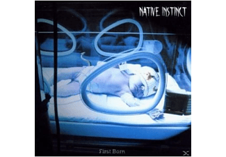 Native Instinct - First Born - (CD)