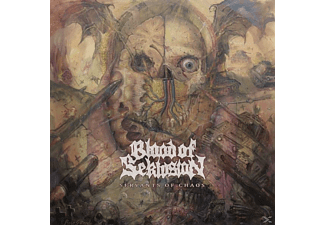 Blood Of Seklusion - Servants Of Chaos - (CD)
