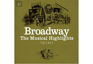 VARIOUS - Broadway-Musical Highlights - (CD)