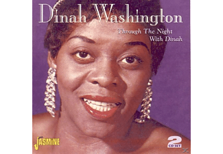Dinah Washington - Through The Night With Dinah - (CD)