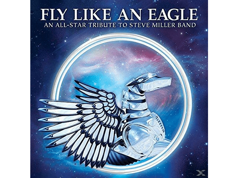 VARIOUS - Fly Like An Eagle [CD]