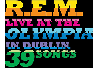 R.E.M. - Live At The Olympia (CD + DVD)