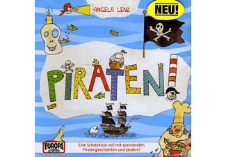 Angela Lenz - Piraten! - (CD)