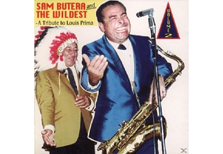 Sam Butera - A Tribute To Louis Prima Vol.2 - (CD)