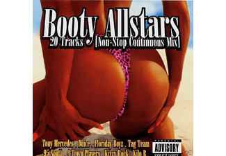 VARIOUS - Booty Allstars - (CD)