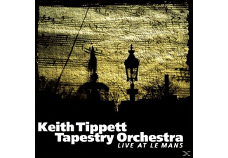 Keith Tippett Tapestry Orchestra - Live At Le Mans - (CD)