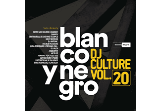 VARIOUS - Blanco Y Negro DJ Culture Vol.20 - (CD)