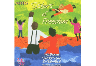 Harlem Spiritual Ensemble - Sisters Of Freedom - (CD)