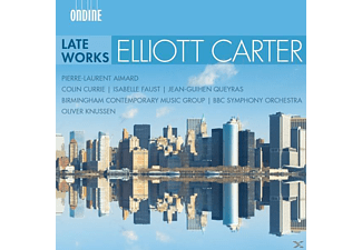 VARIOUS - Late Works - (CD)
