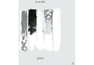 VARIOUS - Re:Works Piano - (CD)