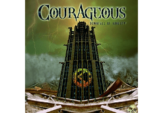 Courageous - Downfall of Honesty - (CD)