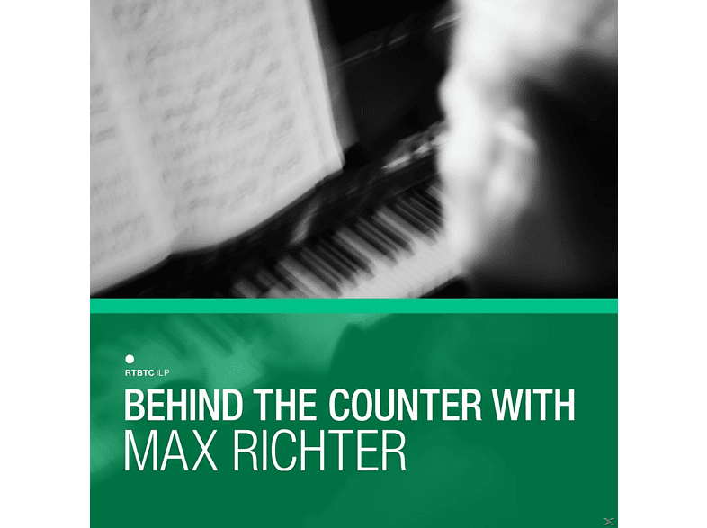 Max Richter - Behind The Counter With Max Richter [CD]