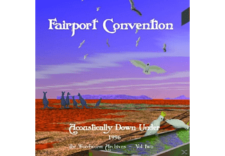 Fairport Convention - Acoustically Down Under - (CD)