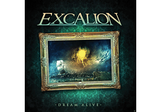 Excalion - Dream Alive - (CD)