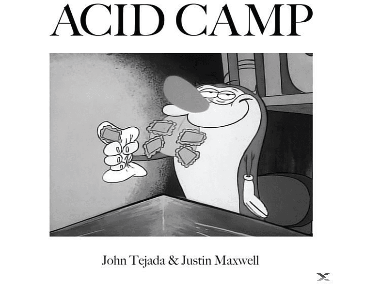 John Tejada & Justin Maxwell - I've Got Acid (On My Brain) [Vinyl]