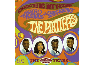 The Platters - THE MUSICOR YEARS - (CD)