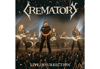 Crematory - Live Insurrection - (CD + DVD Video)