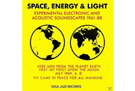 VARIOUS - Space,Energy & Light 1961-1988 [LP + Download]