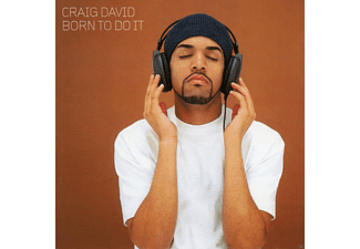 Craig David - Born To Do It - (CD)