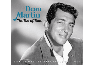 Dean Martin - The Test Of Time-Best Of - (CD)