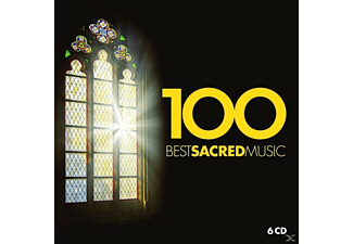 VARIOUS - 100 Best Sacred Music - (CD)