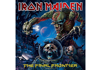 Iron Maiden - The Final Frontier (Vinyl LP (nagylemez))