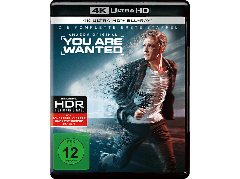 You Are Wanted - Staffel 1 [4K Ultra HD Blu-ray + Blu-ray]