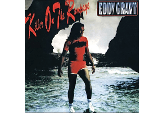 Eddy Grant - Killer On The Rampage - (CD)