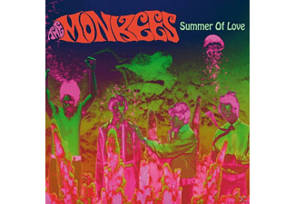 The Monkees - SUMMER OF LOVE - (CD)