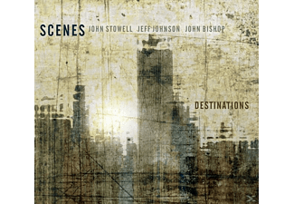 Scenes - Destinations - (CD)