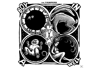Yawpers - BOY IN A WELL - (CD)