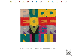 I Bassifondi - Alfabeto Falso - (CD)