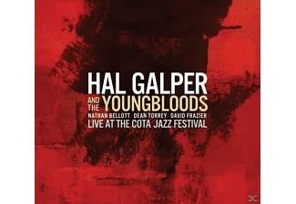 Hal Galper & The Youngbloods - Live At The Cota Jazz Festival - (CD)