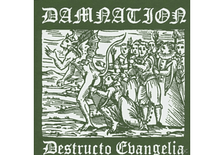 Damnation - Destructio Evangelina - (CD)